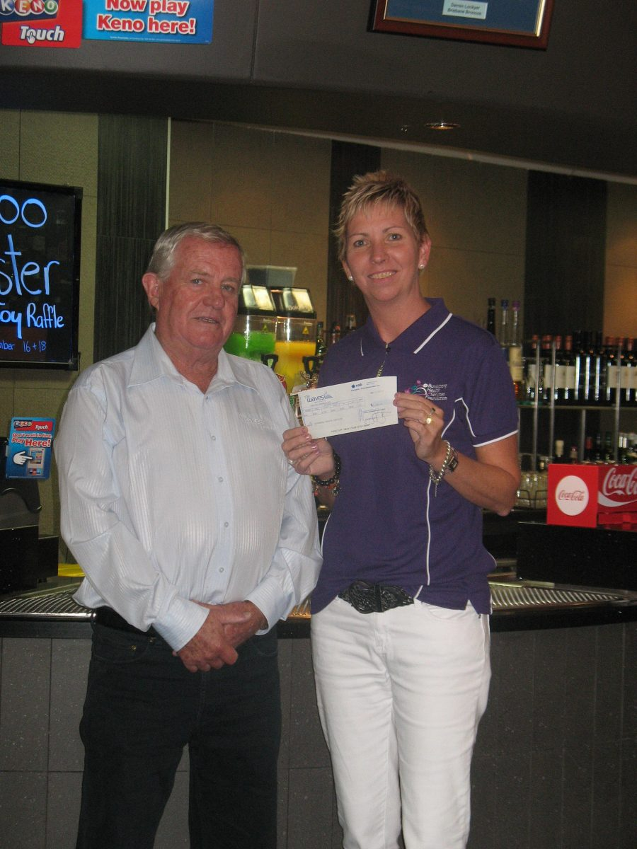 Hole in one for local patients