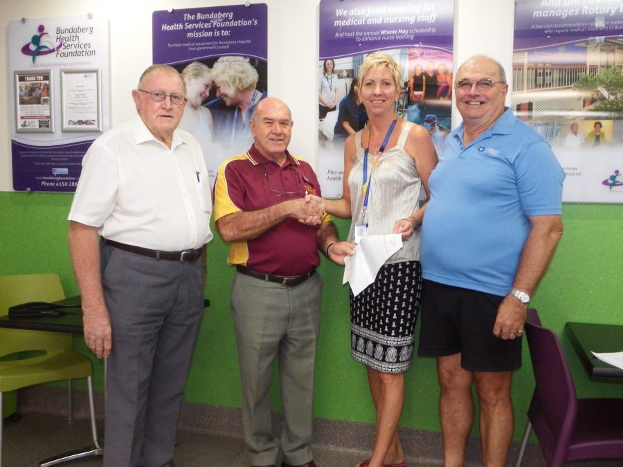 Community working together to help patients